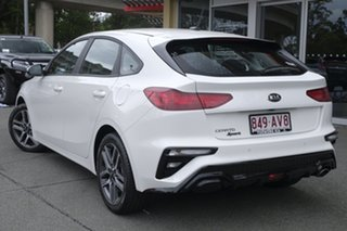 2020 Kia Cerato BD MY21 Sport Safety Pack Clear White 6 Speed Automatic Hatchback.
