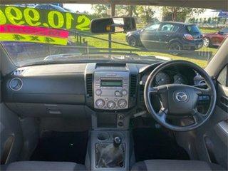 2007 Mazda BT-50 UNY0E3 DX+ Blue 5 Speed Manual Utility