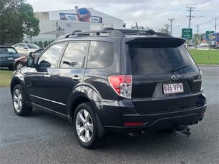 2008 Subaru Forester S3 XT Black 4 Speed Sports Automatic Wagon