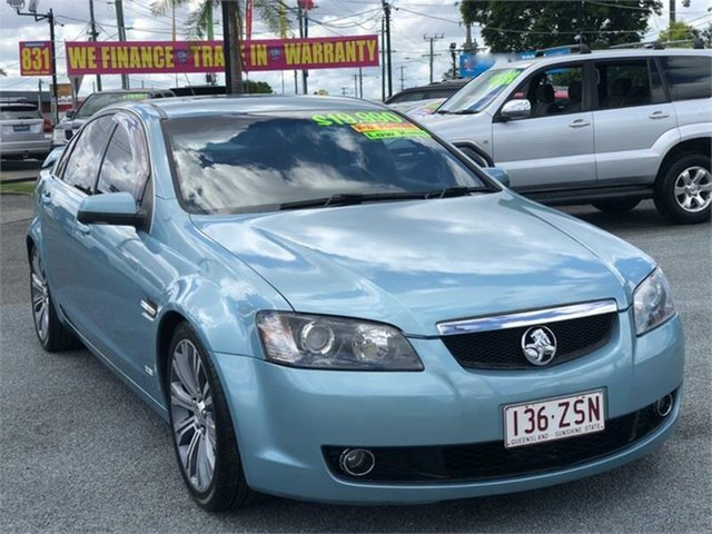 Used Holden Calais VE V Archerfield, 2007 Holden Calais VE V Blue 5 Speed Sports Automatic Sedan