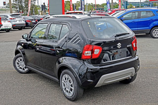 2020 Suzuki Ignis MF Series II GL Black 1 Speed Constant Variable Hatchback.