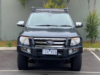 2014 Ford Ranger PX XLT Super Cab Blue 6 Speed Sports Automatic Utility.
