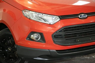 2015 Ford Ecosport BK Ambiente Red 5 Speed Manual Wagon.