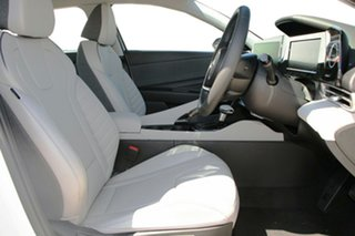 2021 Hyundai i30 CN7.V1 MY21 Elite Amazon Gray 6 Speed Auto Sequential Sedan