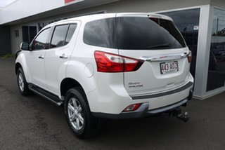 2015 Isuzu MU-X MY15 LS-U Rev-Tronic White 5 Speed Sports Automatic Wagon