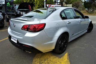 2013 Holden Commodore VF MY14 SS V Redline Silver 6 Speed Sports Automatic Sedan.