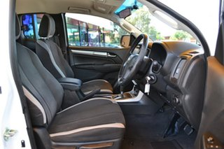 2018 Holden Colorado RG MY18 LS Pickup Crew Cab 4x2 White 6 Speed Sports Automatic Utility.