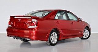 2006 Toyota Camry MCV36R MY06 Sportivo Red 4 Speed Automatic Sedan.