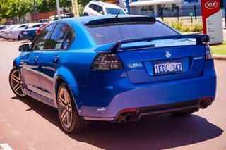 2013 Holden Commodore VE II MY12.5 SV6 Blue 6 Speed Sports Automatic Sedan.