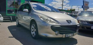 2007 Peugeot 307 T6 XSE HDi Touring Silver 6 Speed Manual Wagon.