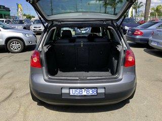 2007 Volkswagen Golf V MY07 Comfortline Tiptronic Grey 6 Speed Sports Automatic Hatchback