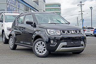 2020 Suzuki Ignis MF Series II GL Black 1 Speed Constant Variable Hatchback.