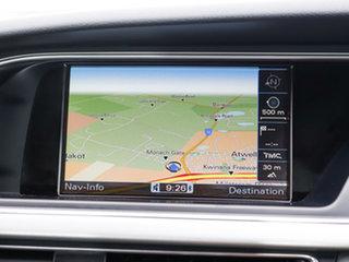 2011 Audi A5 8T MY12 3.0 TDI Quattro Silver, Chrome 7 Speed Auto Direct Shift Coupe