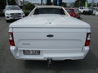2013 Ford Falcon FG MkII XR6 Ute Super Cab White 6 Speed Sports Automatic Utility