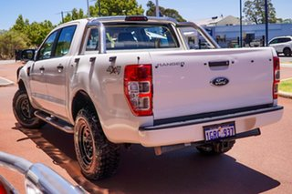 2014 Ford Ranger PX XL White 6 Speed Manual Utility.