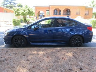 2014 Subaru WRX V1 MY15 Premium Lineartronic AWD Blue 8 Speed Constant Variable Sedan