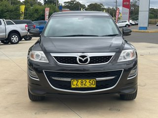 2011 Mazda CX-9 Grand Touring Black Sports Automatic Wagon.