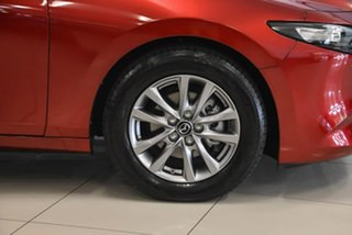 2019 Mazda 3 BP2H7A G20 SKYACTIV-Drive Pure Red 6 Speed Sports Automatic Hatchback