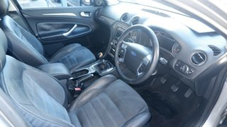 2008 Ford Mondeo MA XR5 Turbo Silver 6 Speed Manual Hatchback