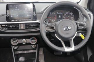 2020 Kia Picanto JA MY21 S Sparkling Silver 4 Speed Automatic Hatchback