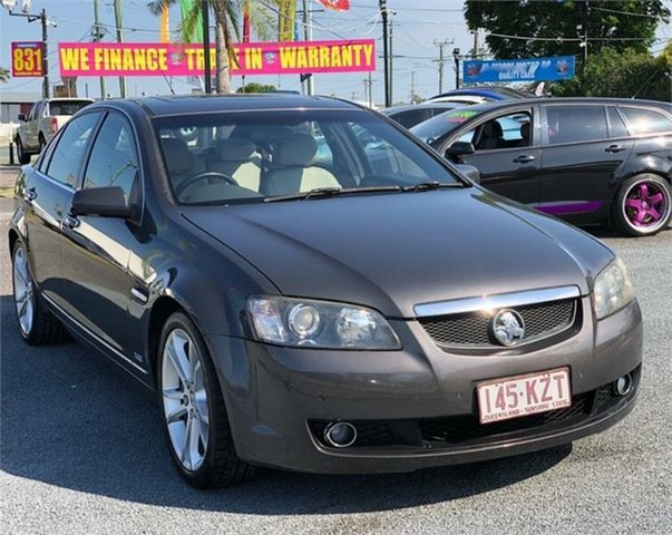 Used Holden Calais VE V 60th Anniversary Archerfield, 2008 Holden Calais VE V 60th Anniversary Grey 5 Speed Sports Automatic Sedan