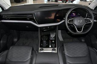 2020 Volkswagen Touareg CR MY21 210TDI Tiptronic 4MOTION Elegance Pure White 8 Speed