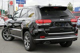 2019 Jeep Grand Cherokee WK MY19 Summit Diamond Black Crystal 8 Speed Sports Automatic Wagon.