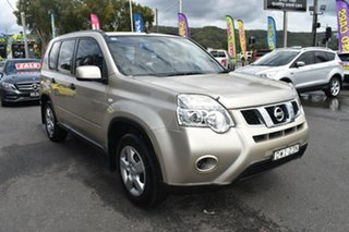 2010 Nissan X-Trail T31 MY10 ST Gold 6 Speed Manual Wagon