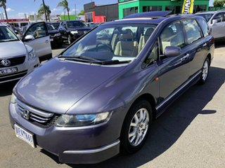 2006 Honda Odyssey 20 Luxury 5 Speed Sequential Auto Wagon.