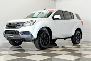 2016 Isuzu MU-X UC MY15.5 LS-M (4x2) White 5 Speed Automatic Wagon