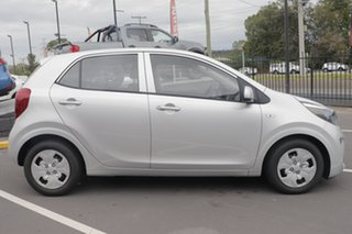2020 Kia Picanto JA MY21 S Sparkling Silver 4 Speed Automatic Hatchback.