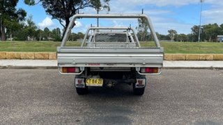 2012 Toyota Hilux KUN26R MY12 SR Xtra Cab Silver 5 Speed Manual Cab Chassis