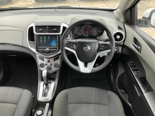 2017 Holden Barina TM MY18 LS White 6 Speed Automatic Hatchback