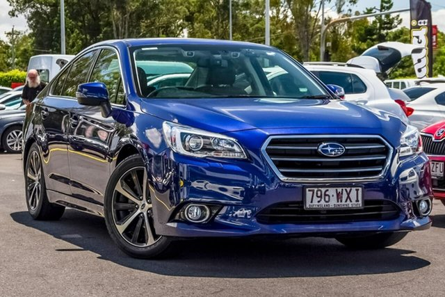 Used Subaru Liberty B6 MY16 2.5i CVT AWD Aspley, 2016 Subaru Liberty B6 MY16 2.5i CVT AWD Blue 6 Speed Constant Variable Sedan