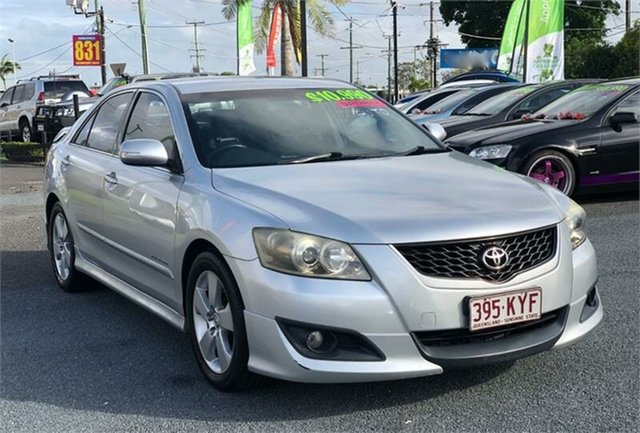 Used Toyota Aurion GSV40R Sportivo SX6 Archerfield, 2007 Toyota Aurion GSV40R Sportivo SX6 Silver 6 Speed Sports Automatic Sedan
