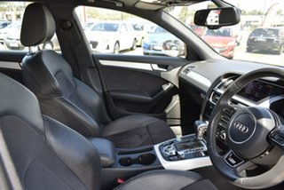2013 Audi A4 B8 8K MY13 S Tronic Quattro Grey 7 Speed Sports Automatic Dual Clutch Sedan