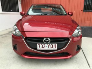 2016 Mazda 2 DJ2HAA Neo SKYACTIV-Drive Red 6 Speed Sports Automatic Hatchback.
