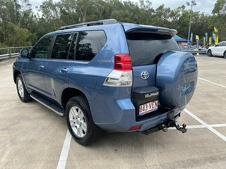 2009 Toyota Landcruiser Prado KDJ150R Kakadu (4x4) Blue 5 Speed Sequential Auto Wagon