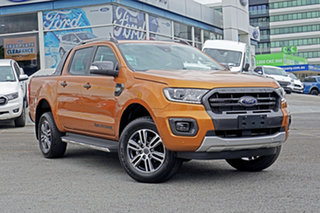2020 Ford Ranger PX MkIII 2020.75MY Wildtrak Saber 6 Speed Sports Automatic Double Cab Pick Up.