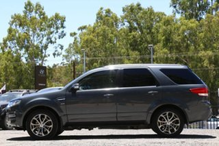 2014 Ford Territory SZ MkII Titanium Seq Sport Shift AWD Grey 6 Speed Sports Automatic Wagon