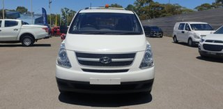 2014 Hyundai iLOAD TQ2-V MY14 White 5 Speed Automatic Van
