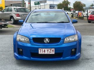 2008 Holden Commodore VE SV6 Blue 6 Speed Manual Sedan.