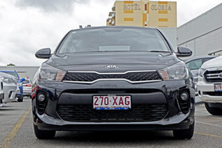 2016 Kia Rio YB MY17 S Black 6 Speed Manual Hatchback