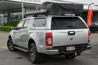 2016 Holden Colorado RG MY16 LTZ Crew Cab 4x2 Silver 6 Speed Sports Automatic Utility.