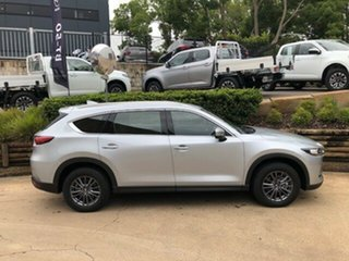2020 Mazda CX-8 KG2WLA Touring SKYACTIV-Drive FWD Silver 6 Speed Sports Automatic Wagon.