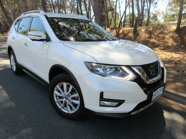 Used Nissan X-Trail T32 Series II ST-L X-tronic 2WD Reynella, 2018 Nissan X-Trail T32 Series II ST-L X-tronic 2WD White 7 Speed Constant Variable Wagon
