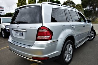 2010 Mercedes-Benz GL-Class X164 MY10 GL350 CDI Luxury Silver 7 Speed Sports Automatic Wagon