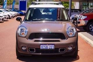 2011 Mini Countryman R60 Cooper S ALL4 Brown 6 Speed Manual Wagon
