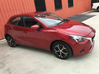 2016 Mazda 2 DJ2HAA Neo SKYACTIV-Drive Red 6 Speed Sports Automatic Hatchback