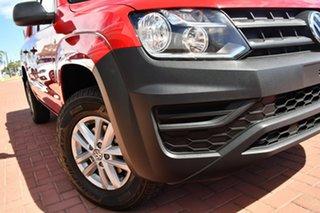 2020 Volkswagen Amarok 2H MY20 TDI420 4MOTION Perm Core Tornado Red 8 Speed Automatic Utility.